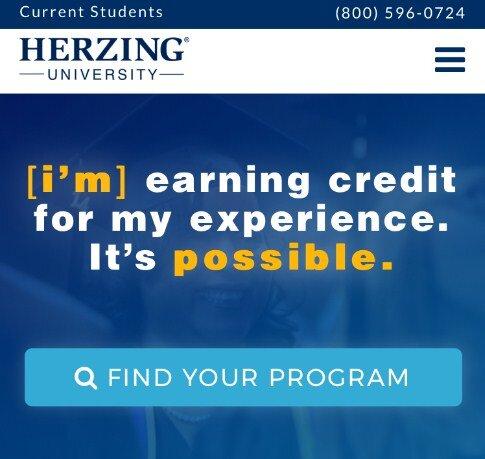 Herzing Portal